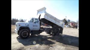 100 1988 Chevy Truck For Sale Chevrolet Kodiak C70 Dump Truck For Sale Sold At Auction
