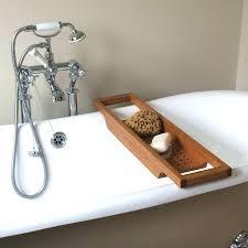 bathtub caddy ikea bathtubs bathtub caddy ikea wooden bath caddy