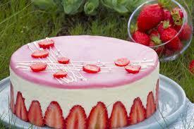 fraisier herve cuisine comment faire la vraie recette du fraisier