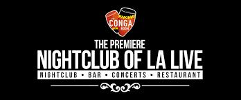 Conga Room La Live Concerts by Conga Room Los Van Van In Concert