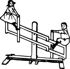 Kids On A Seesaw