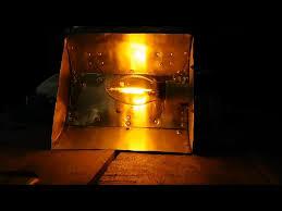 70 watt hps l test and 600 watt ballast box