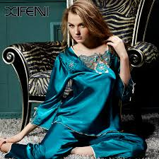 find more pajama sets information about 2016 brand spring green