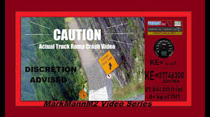 100 Runaway Truck Ramp Video S With CW McCall When Full Rigs Use The Runaway Truck