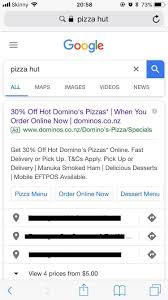 Google 'Pizza Hut' To Get 30% Off Dominoes Pizza : Newzealand Taco Bell Coupons From 1988 Tacobell Top 10 Punto Medio Noticias Aim Surplus Coupon Code Free Shipping 60 Active Pizza Hut August 2019 Ht Coupons Hibbett Sports Dominos Admitted Their Tastes Like Cboard And Won Back Our Food Reddit Amerigas Propane Exchange Coupon 2018 Latest Working Codes Posts Facebook Voucher Nz Catch Of The Day Email Its National Day Heres Where To Get Best Deals On A Pie 100 Off Dominos Promo June New Pizzahutpperoni Miami Cheap W Original Vhs Movie That Regularly