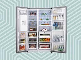 bien ranger frigo décoration