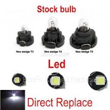 neo wedge radio switch climate bulb instrument dashboard
