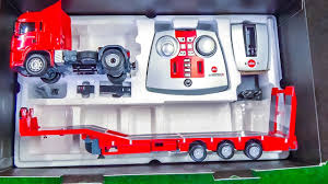RC Heavy Load Truck Gets Unboxed And Loaded For The First Time ...