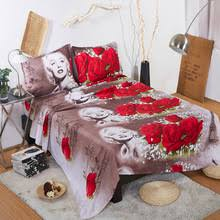 online get cheap marilyn monroe bedding set aliexpress com