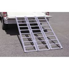 100 Aluminum Loading Ramps For Pickup Trucks 1500 Lb TriFold Ramp Wish List Pinterest