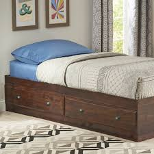 Better Homes & Gardens Leighton Mates Bed, Rustic Cherry Finish ...