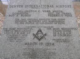 Denver International Airport Murals Horse by Denver Airport