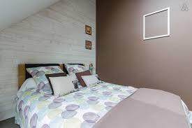 peinture couleur chambre utiliser deux couleurs pour peindre sa chambre comment faire