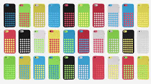 Iphone 5C dot cases video
