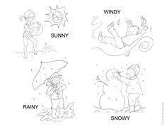 Weather Coloring Pages 97
