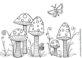 Dragonfly Coloring Sheets Outstanding Pages For Kids Printable Simple Mandala Book General Colouring