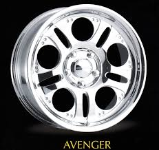 100 Centerline Truck Wheels 20x8 Forged Aluminum Avenger Style 3 Only 6