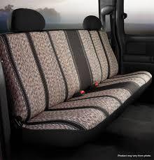 Wrangler Custom Seat Cover, Fia, TR40-72BLACK | Titan Truck ...