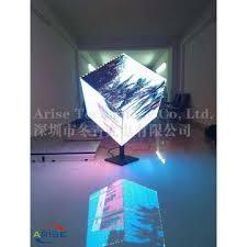 China LED DJ Booths Creative Displays Booth Diamond