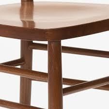 klassischer rustikaler holzstuhl für esszimmer küchenbar restaurant