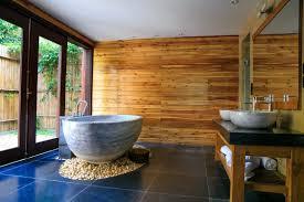 holzstreifen im bad ist das möglich style4walls