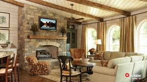 Isokern Fireplaces Traditional Living Room Sacramento by