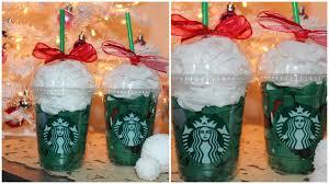 Plastic Wrap Your Christmas Tree by 12 Diys Of Christmas Gift Wrap Using Starbucks Cups Youtube