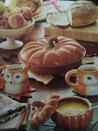 Where Did Pumpkin Soup Originated by Absolutely Adore These Pumpkin Soup Dishes And Pie Dish From Laura