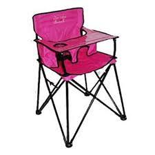100 Travel High Chair Ciao Baby Portable Orange Walmartcom