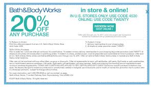Bath & Body Works: 20% Off ANY Purchase Printable Coupon ... Wordpress Coupon Theme 2019 Wp Coupons Deals Thebodyshoplogo Global Action Plan Dreamcloud Mattress And Discount Codes Julia Hair Codelatest Promo 25 Off Bloomiss Coupons Promo Discount Codes Body Shop Online Code Shipping Wine As A Gift Style Circle Rewards Stage Stores Ulta Free 4 Pcs The Shop W50 Purchase Get My Lovely Baby Street Myntra Offers 80 Extra Rs1000 Mobile App Launch Fishmeatdie Service Specials