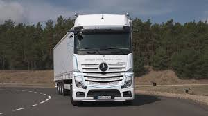 100 Safest Truck 2019 Mercedes Actros The Safest Most Efficient And Best Connected