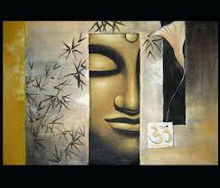 Wall Arts Buddha Art Amazon Pier 1 Regarding Most Current