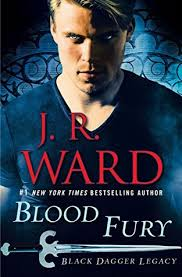 Cover Blood Fury Feel The Book