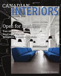 canadian interiors september october 2011 by annex newcom lp issuu