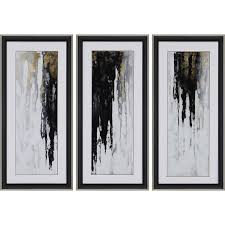 Black Framed Wall Art Set 89 Best Abstract Images On Pinterest