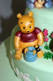 Winnie The Pooh Baby Shower by Amazing Grace Cakes Winnie The Pooh Baby Shower