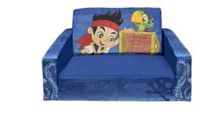 marshmallow flip open sofa with jake and neverland pirates youtube