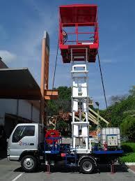 100 Truck Mounted Boom Lift CustomBuilt S Galmoncom
