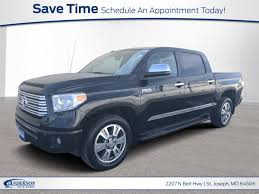 100 Pick Up Truck For Rent Used 2014 Toyota Tundra 4WD Sale Anderson D Of St