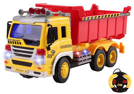 Hot Sale Remote Control Dump Truck Construction RC Truck 1:16 Four ...