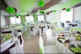 décoration de salle vert marron melodydubonheur