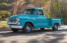 Chevrolet Apache 32 Stepside Truck 1958 By-Bring A Trailer - Week 34 ... Find Of The Week 1948 Ford F68 Stepside Pickup Autotraderca 10 Trucks You Can Buy For Summerjob Cash Roadkill 1956 Chevrolet Stepside Pickup Truck Runs Drives Original Or V8 A Blue 1957 Intertional S120 In An Old 1966 Dodge D 100 Short Bed Truck Amazoncom Jada Just Trucks 1955 Chevy Step Side 124 Toys Games Jada 132 Chevy Stepside Diecast Pull Back Model Apache 32 1958 Bybring A Trailer 34 Vintage 1965 Tonka Original Cdition Vintage Editorial Image Image Vehicle 79508190 Senior Pictures With My Baby 1976 Custom Deluxe Johnny Lightning 164 2018 2b