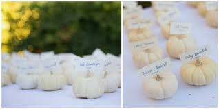 Fake Carvable Plastic Pumpkins by 10 Ways To Use White Pumpkins At Weddings