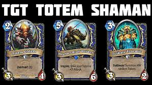 hearthstone best tgt shaman cards to craft for your deck