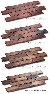 tile that looks like brick improbable portstone flooring kitchen