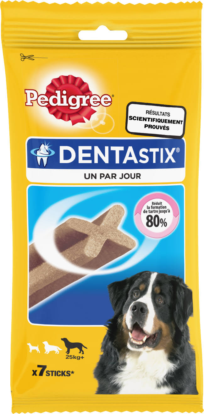 Pedigree Dentastix Daily Adult Dental Chews - 7pcs
