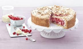 johannisbeer meringue torte
