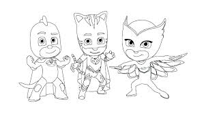 Coloring Pages Owlette Page Image Result For Party Masks Gecko Copy Mask Printable