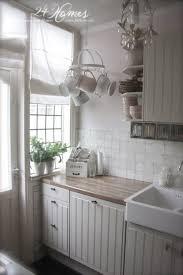 34 gardine küche ideen gardinen küche landhausküche haus