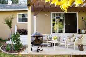 Domestic Fashionista: Fall Backyard Porch Patio Ideas Backyard Porches Patios Remarkable Decoration Astonishing Back Patio Ideas Backpatioideassmall Covered Porchbuild Off Detached Garage Perhaps Home Is Porch Design Deck Pictures Back Under Screened Garden Front Planter Small Decorating Plans Best 25 Privacy On Pinterest Outdoor Swimming Pools Resorts Living Nashville Pergola Prefab Metal Roof Kit Building A Attached Covered Overhead Coverings